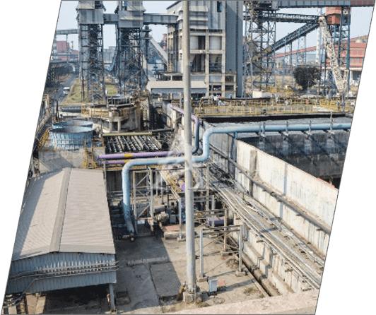 Integrated Steel Mill (ETP), Orissa