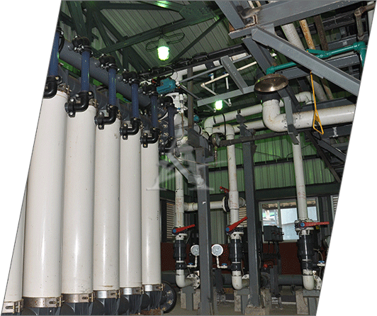 High Purity Boiler Feed Water, Vizag