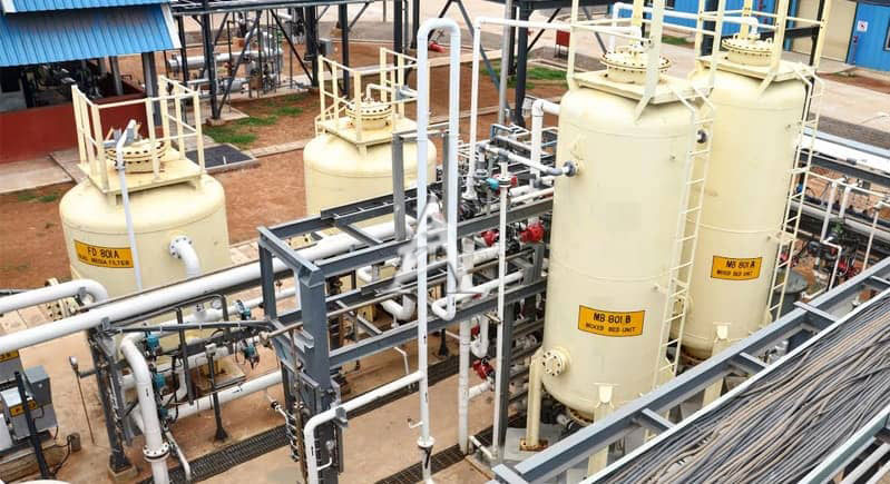 Process Water Treatment Plants